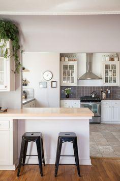 kitchen + counter