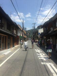 Kyoto, Street View, Explore, Fotografia, Exploring