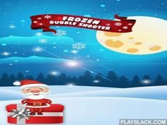 Bubble Shooter: Frozen Puzzle  Android Game - playslack.com , support Santa Claus explode varicoloured globules. Shoot them so that they form teams of 3 and more same globules. support Santa dispatch all the presents in time in this joyous game for Android. Free offerings that were caught  by frozen globules. Form teams of same globules so that they explode. strive to wreck as many globules with one shot as you can. Use different bonuses and gains to finish varicoloured levels faster and…