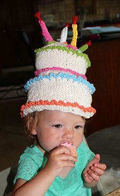 A fun and festive hat that is sure to make your childs birthday extra special!