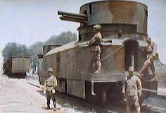Japanese Railroad Guns Artillery Armored Trains New WW2   eBay