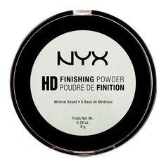 NYX - High Definition Finishing Powder