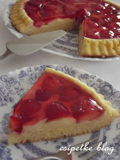 Hungarian Recipes, Hungarian Food, Kaja, Cheesecake, Food And Drink, Sweet, Meal, Cheesecake Cake, Candy