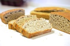 Pan de avena y centeno casero (tiempo d epreparación: 20 minutos)