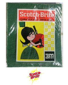 Desde 1958 Scotch-Brite tiene el Mejor Equipo de Limpieza.