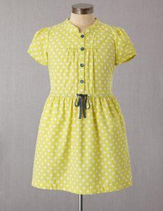 Pretty Shirt Dress :: mini boden