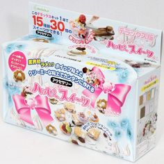big DIY miniature cupcakes clay deluxe set deco 2
