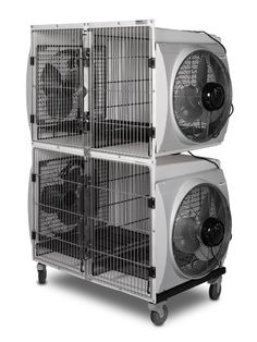 Double Dryer Cage, Two - 48