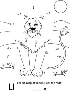 Welcome to Dover Publications Animal Dot to Dot