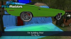 Fix My Car, Motor Speedway, Muscular, Car Crash, Muscle Cars, Vehicles, Bruce Lee, Game, Dresses
