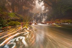 Misty Cascade | One from last Autumn yet to see the light of… | Flickr
