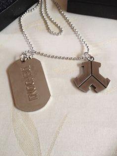 1a7d6c8aa15 Brand-New-Defqon-1-Anhaenger-Necklace-kette-No-