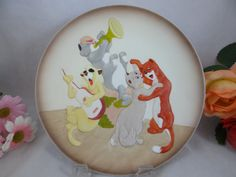 Disney's Magic Moments 3D Relief Collector Plate by SecondWindShop, $12.50