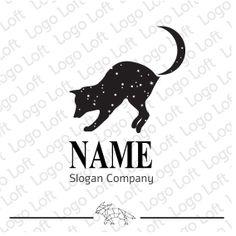 ♛ Premade Nordic Inspired Wolf Logo / Han Drawn Logo, by LogoLoft Hand Drawn Logo, Hand Logo, White Wolf, Black And White, Loft Design, Logo Ideas, Slogan, Design Projects, Digital Prints