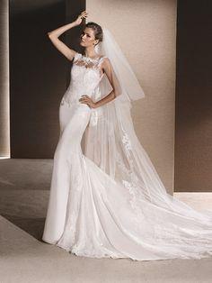 ROBLE, Wedding Dress - La Sposa 2017