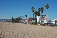 Plage de Venice Beach CALIFORNIA