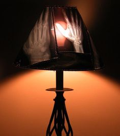 Picture of X-Ray Lamp Shade