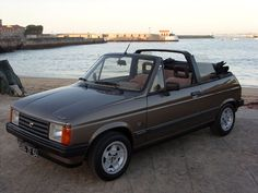 Talbot Samba Cabrio 1983