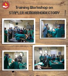 Training Workshop on Stapler Hemorrhoidectomy successfully accomplished at #jyotinursinghome. Know more about available treatment options. Link in the bio. https://goo.gl/bNqa5c
