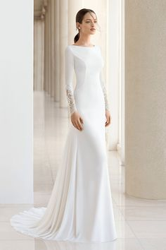 Shop our selection of stunning wedding dresses and gowns, bridesmaid dresses, and mother of the bride dresses. Simple Wedding Gowns, Stunning Wedding Dresses, Wedding Dress Trends, Modest Wedding Dresses, Bridal Dresses, Engagement Dresses, Wedding Dress Sleeves, Dream Dress, Marie