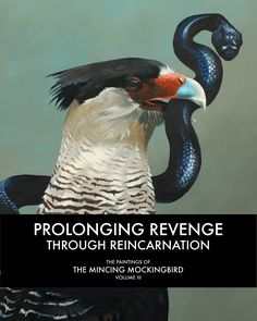 The Paintings of The Mincing Mockingbird: Volume III