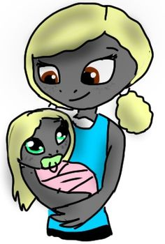 Request (Tweek's kids Tiffany and Twigi)