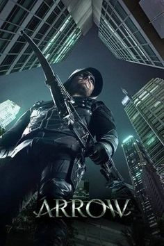 Arrow TV Show Poster