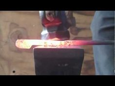 ▶ How to forge tongs - YouTube