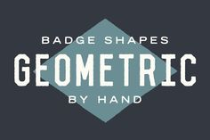Geometric Badge Shapes by Hand by ghostlypixels on Envato Elements Cs6 Photoshop, Photoshop Tutorial, Business Illustration, Pencil Illustration, Business Brochure, Business Card Logo, Script Type, Creative Sketches, Paint Markers