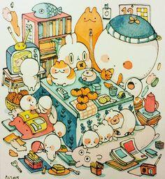 «Ultimate kotatsu»