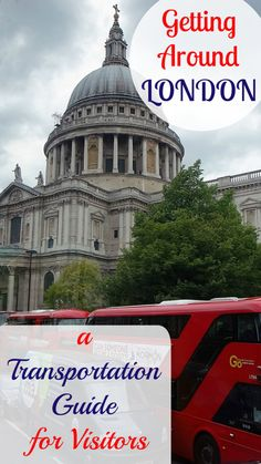 Visiting London for the first time? This is a guide to transportation in London which includes bus, train, cab and airport information from an American expat living in London.