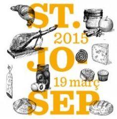 Fira d'aliments artesanals a Castellar del Vallès (març 2015)