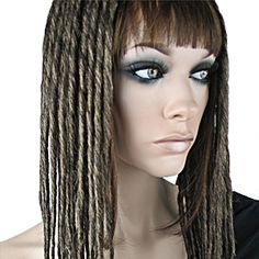 Dreadlocks synthetic extreme dreadlocks pinterest premade dreadlocks can be braided into your hair to give you a full dread head pmusecretfo Image collections