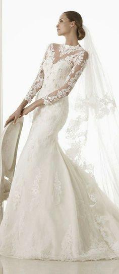 Pronovias Costura 2015 Bridal Collection