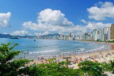 Conocer las playas de Camboriou(BRASIL) Places To Travel, Places To Visit, Cities, Brazil, United Kingdom, New York Skyline, Dolores Park, Adventure, Photography