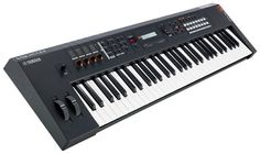 Yamaha MX61 V2 Black - Thomann www.thomann.de #synths #synthies #synthesizer #synthesizers #keys #studio recording #sound #electronic #music