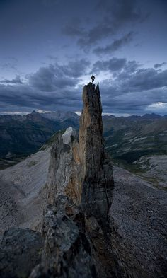 Now that's topping it off. The world is your climbing ground. Don't leave it unexplored. David Clifford Climbing Photography
