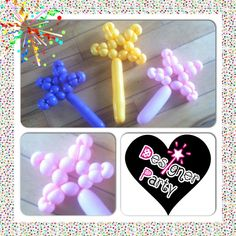 Designer Party Wand