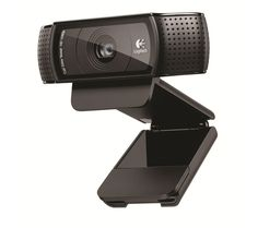 New Logitech HD Pro Webcam Widescreen Video Calling & Recording Camer in Computers/Tablets & Networking, Laptop & Desktop Accessories, Webcams Logitech, Full Hd 1080p, Full Hd Video, Usb, Windows 10, Appel Video, Smart Tv, Desktop Accessories, Truck Accessories