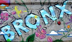 The Bronx ~ Graffiti Style