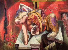 Andre Masson: Gradiva (1939)