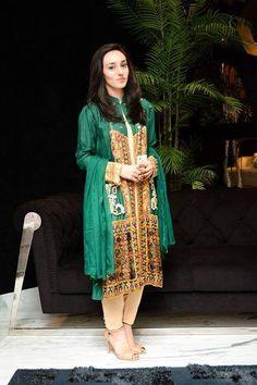 Mona Imran Wedding Casual Wear Dresses 2014-2015 For Women 008