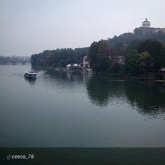 Buongiorno ;) oggi a #Torino cielo poco nuvoloso con temperatura massima intorno ai 22 gradi. Foto di cesco_78 per #InTO