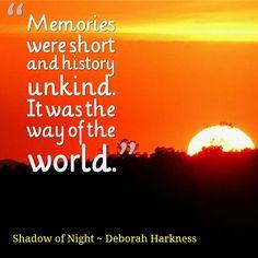 Shadow of Night, Deborah Harkness