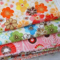 Crushing on Carolyn Gavin fabrics