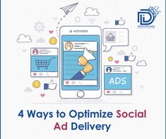 If your social advertising campaigns aren't performing well and not getting the reach you were hoping, consider the above ad delivery optimization tips. Social Advertising, Advertising Campaign, Online Marketing, Digital Marketing, Dollar Shave Club, Google Ads, Free Ads, Sem Internet, Apps