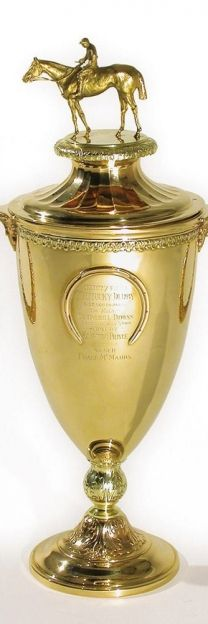 ~Kentucky Derby Trophy | The House of Beccaria#