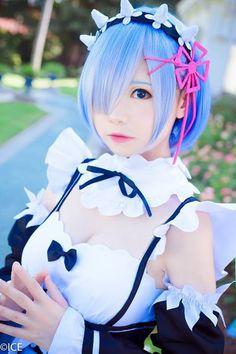 Rinn(小采) レム コスプレ写真 - Cure WorldCosplay