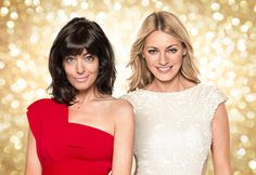 Tess and Claudia, Strictly Come Dancing 2014