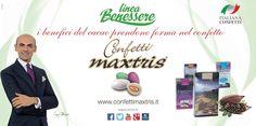 Cliente: Confetti Maxtris - linea Benessere